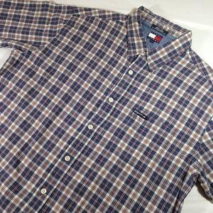 Vintage Tommy Hilfiger Jeans Button Down Shirt